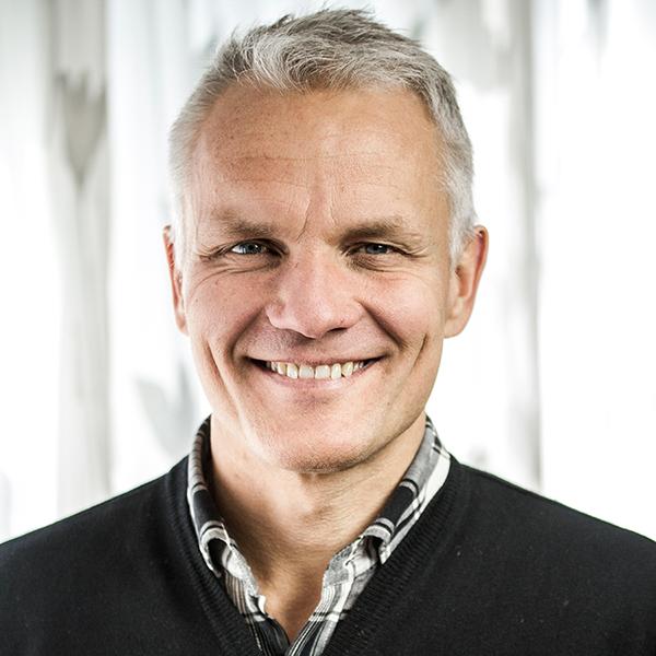 Rune Borgsø medverkar under MiniCampus. Teol - teologiutbildning