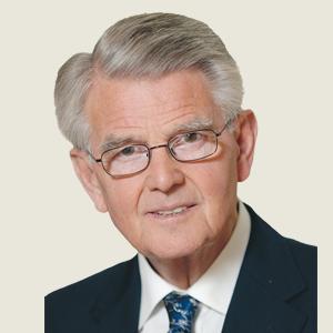 Pastor Stanley Sjöberg