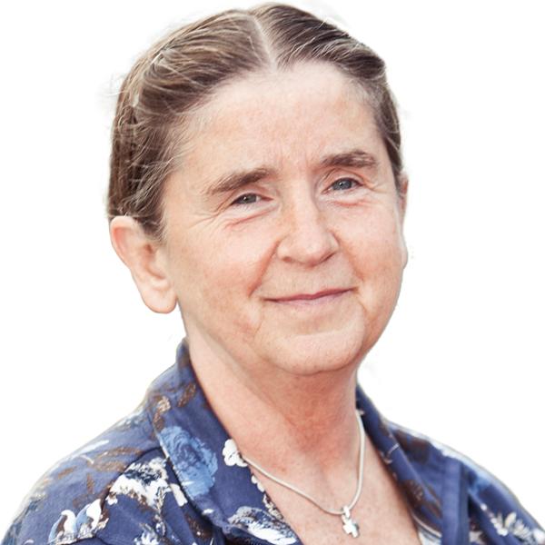 Berit Simonsson medverkar på MiniCampus. Teol - Ta en teologisk examen med oss på STH