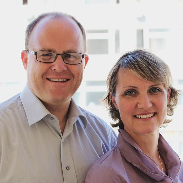 Mats-Jan & Anna-Cajsa Söderberg medverkar på MiniCampus. Teol - Skaffa teologisk examen hos STH