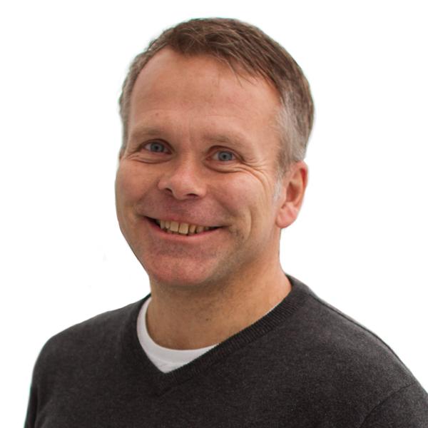 Roar Sørensen på MiniCamp. Teologiutbildning med STH