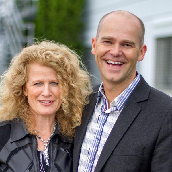 Stephan & Anne Christiansen medverkar på MiniCampus. Teol - Studera teologi på högskola